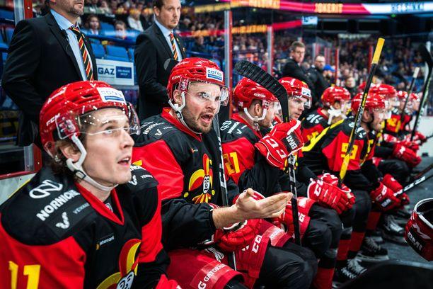 Jokereilla on takana kuusi kautta KHL:ssä.