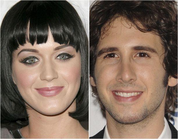Josh kävi katsomassa Katyn keikan helmikuussa.