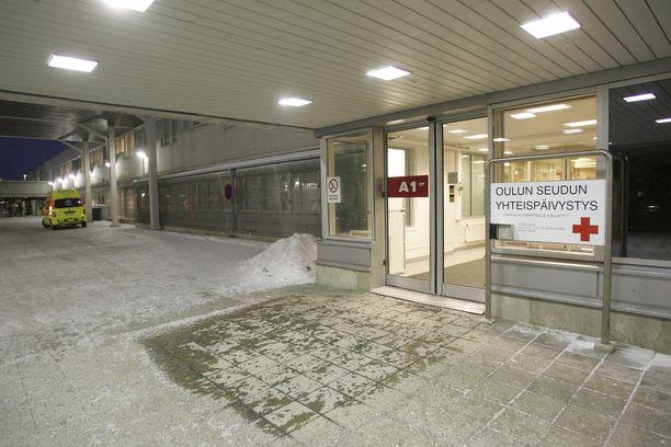 Pahoinpitelyn uhri kuoli Oulun yliopistollisessa sairaalassa eilen tiistaina.