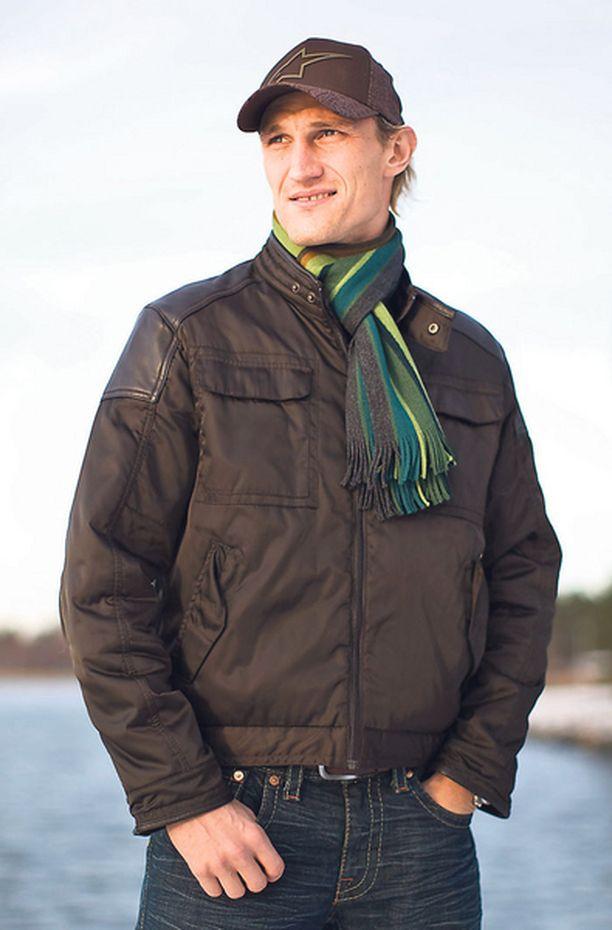 KOTIMAASSA Sami Hyypiä kaipaa Suomesta luontoa ja ystäviä.