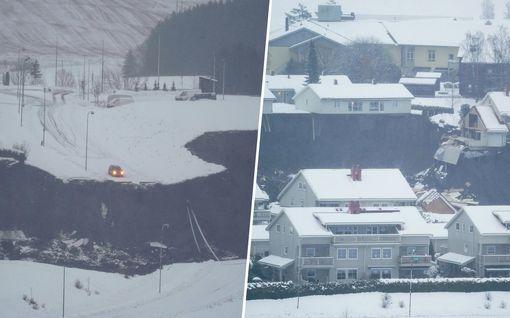 Pääkirjoitus: Norjan maanvyöry muistutti ilmastonmuutoksen vaikutuksista