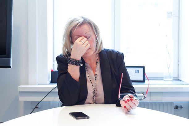 Iso osa suomalaisista kärsii keskeytyksistä, koska suurin osa konttoreista on avotoimistoja.