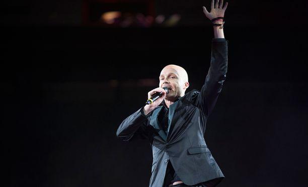Juha Tapio esitti Maaritin Lainaa vain -kappaleen ja sanoi: tätä kappaletta ei tarvitse selittää.