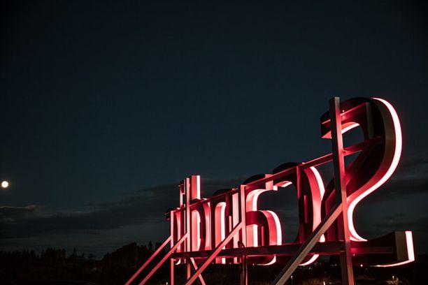 Tämä teksti nousee pian myös Turun legendaarisen Hamburger Börsin katolle.