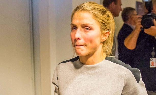 Therese Johaugin tilanne on varsin kimurantti.