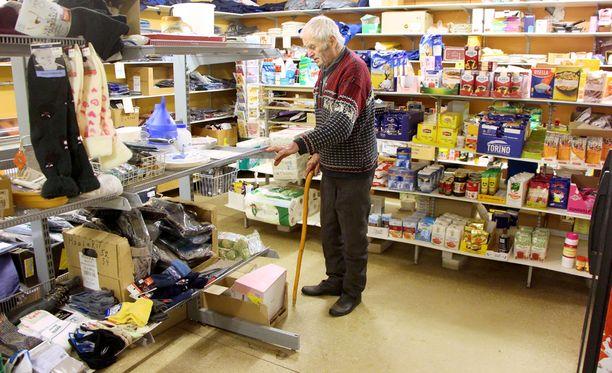 Lavialaisen Matti Norkion sisko piti kyläkauppaa 54 vuoden ajan.