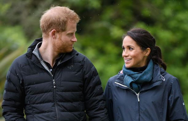 Prinssi Harry ja herttuatar Meghan tekevät paljon hyväntekeväisyystyötä.