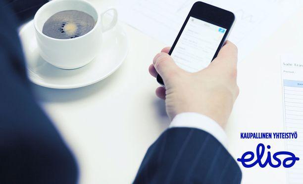 Joskus sähköpostiin on kätevää päästä myös kodin tai työpaikan ulkopuolella.