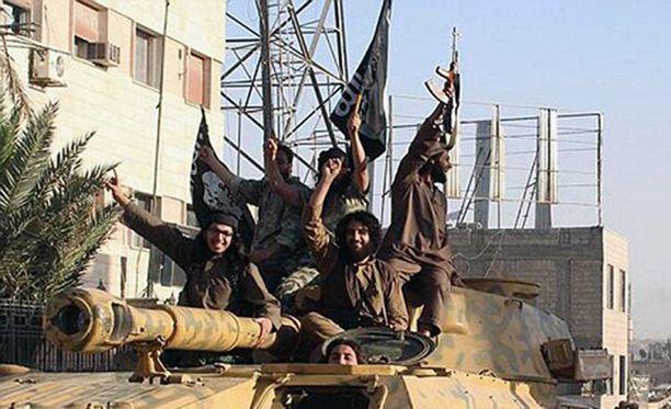 Isis on tunnettu brutaaleista otteistaan vankejaan kohtaan.