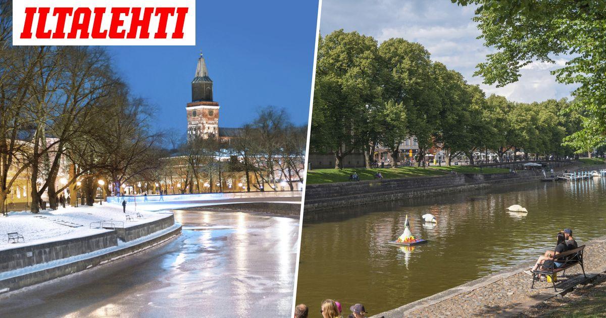 Sää Turku Nyt