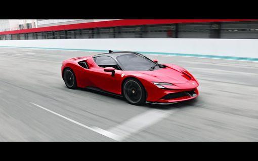 670 000 euron hinta ei ostajia kiusaa: Suomeen myyty viikon aikana jo 10 Ferrarin hyperhybridiuutuutta