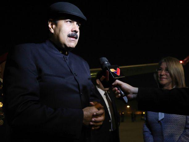 Nicolas Maduro ja hänen hallintonsa pyrkivät vaientamaan soraäänet.