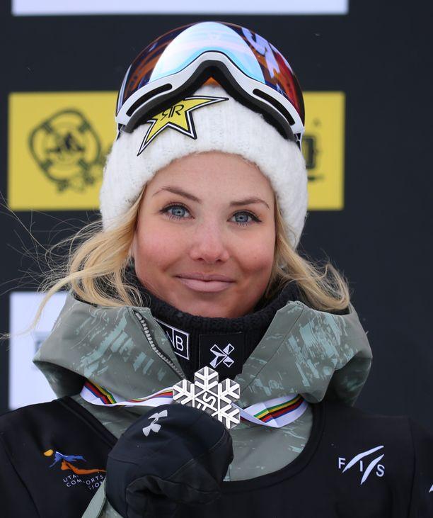 Silje Norendal lopettaa urheilu-uransa.