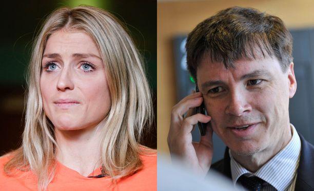 CAS:n välimiehenä vuosikymmeniä toiminut Olli Rauste uskoo, että CAS antaisi kahden tai jopa neljän vuoden tuomion Therese Johaugille.