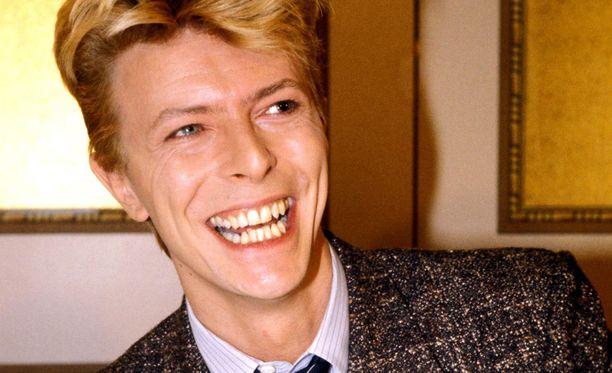 David Bowie on hurmannut musiikillaan jo vuosikymmenet.