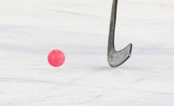 Jääpallon MM-kisat ovat alkaneet Suomen osalta heikosti.