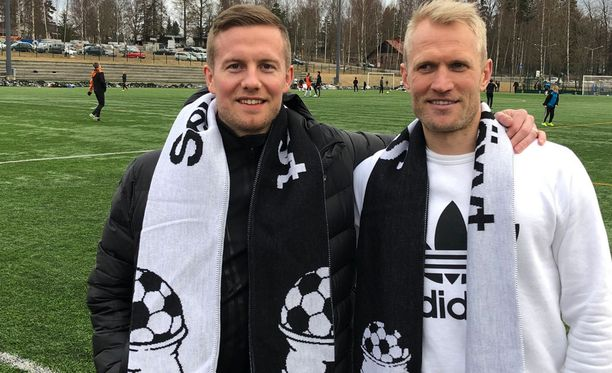 Sebastian Sorsa ja Pekka Lagerblom siirtyivät SexyPöxyihin.