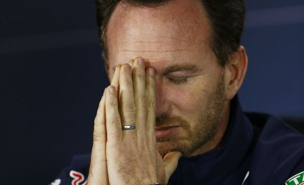 Christian Horner ei ymmärrä F1:n radiosääntöjä.