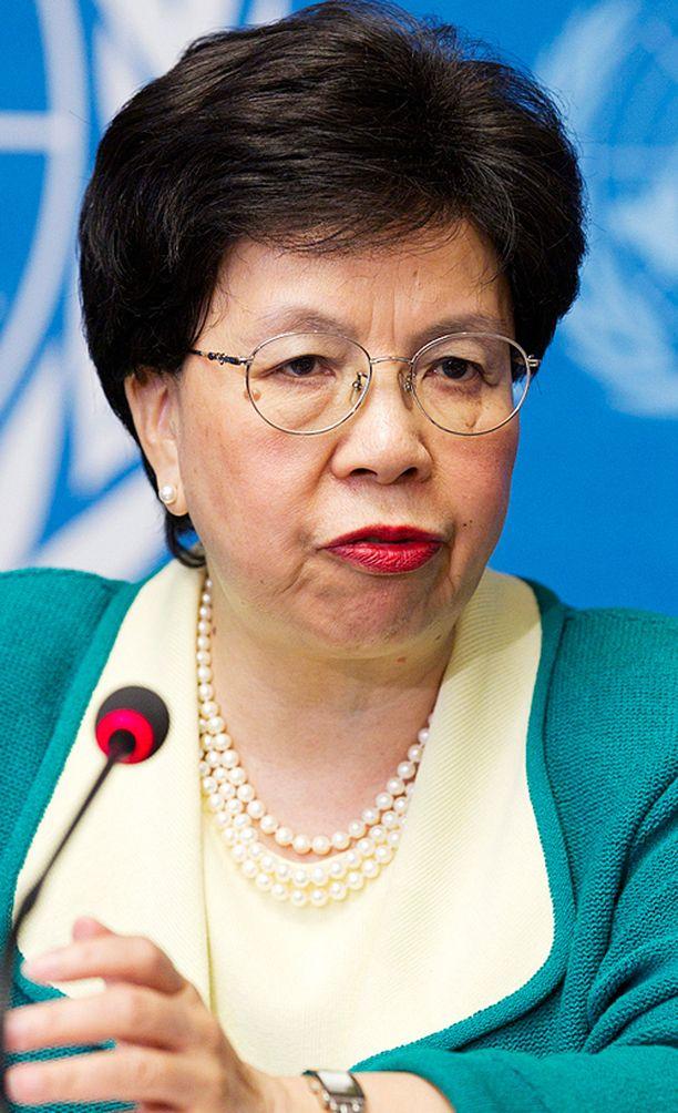 WHO:n pääjohtaja Margaret Chan esittää epäterveellisten elintarvikkeiden kulutuksen vähentämistä samantapaisin keinoin kuin tupakointia.