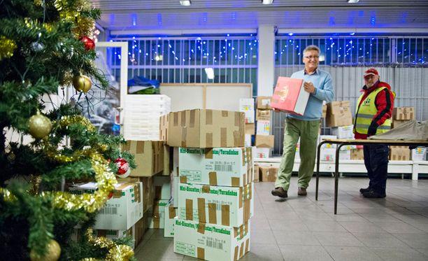 Hurstin jouluaterialla on pitkät perinteet.