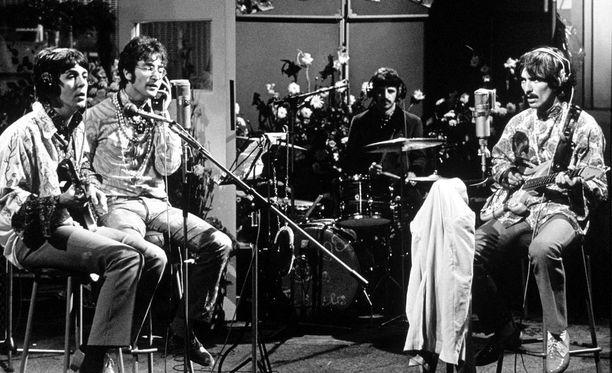 The Beatles on maailman kuuluisimpia yhtyeitä.