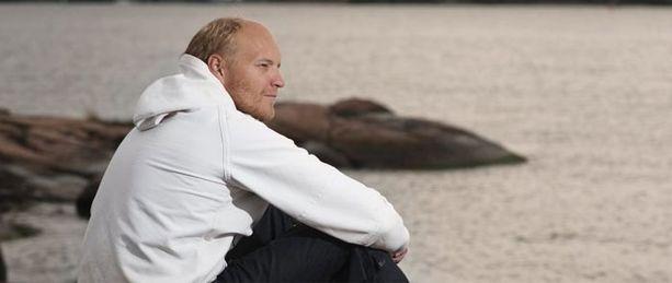 Kalle Palander jatkaa, jos jalka sen suo.