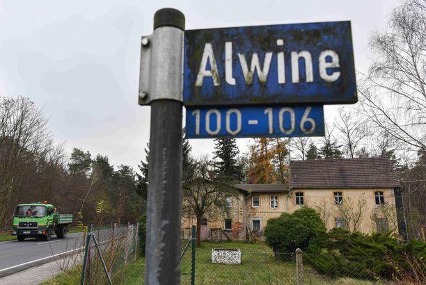 Alwine on taas vailla omistajaa.