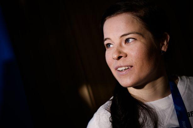 Krista Pärmäkoski avasi Suomen mitalitilin Koreassa.