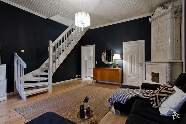 Jos kodissa sattuu olemaan aito lankkulattia, sitä kannattaa vaalia.