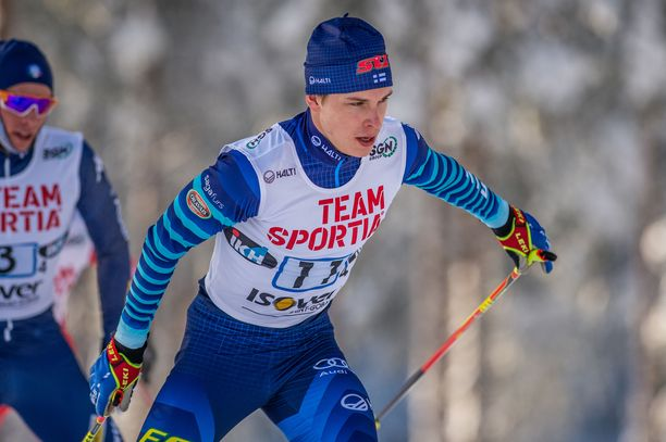 Alexander Ståhlberg juhli Vuokatissa peräti kolmea MM-mitalia.