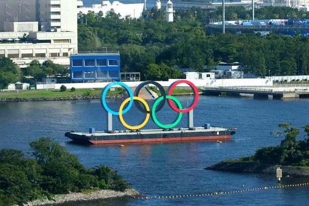Tokion olympialaisissa on jo käynnistyneet ensimmäiset kisatapahtumat.