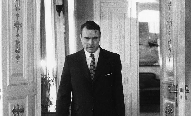Koivisto vuonna 1982.