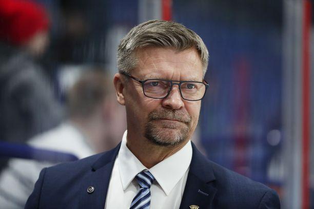 Jukka Jalonen oli tyytyväinen Leijonien turnaukseen kokonaisuutena.