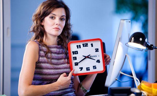 Liukuva työaika voi johtaa pitempiin työaikoihin.