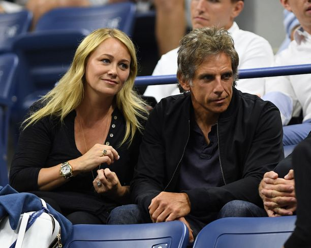 Ben Stiller ja Christine Taylor näyttelivät lukuisissa projekteissa myös yhdessä.