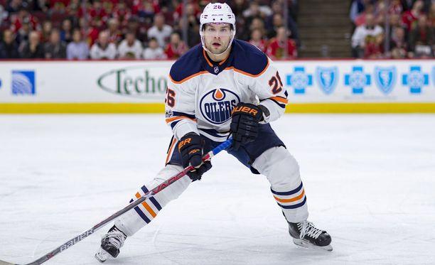 Iiro Pakariselle ei lopulta löytynyt vastuuta Edmontonista.