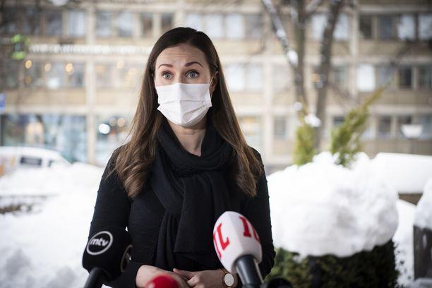 Pääministeri Sanna Marin on kutsunut eduskuntapuolueiden puheenjohtajat Säätytalolle.