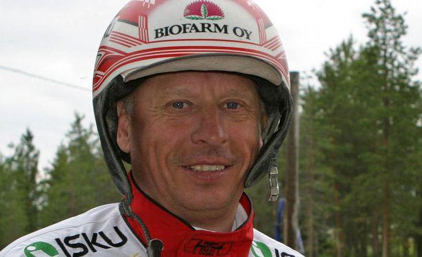 Tapio Perttunen selvisi hurjasta tilanteesta säikähdyksellä.