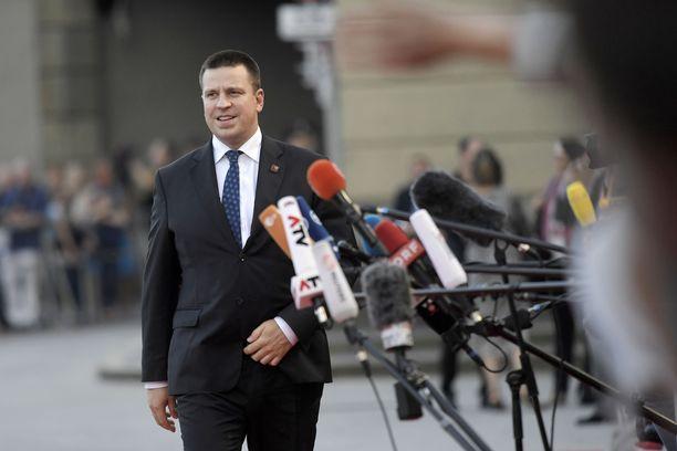 Keskustan puheenjohtaja ja ex-pääministeri Jüri Ratas, on jo ilmoittanut, ettei missään tapauksessa halua presidentiksi.