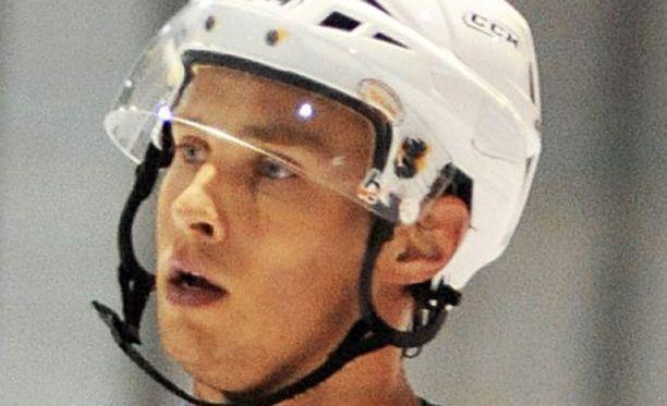 Ilari Filppulan unelma on pelata NHL:ssä.