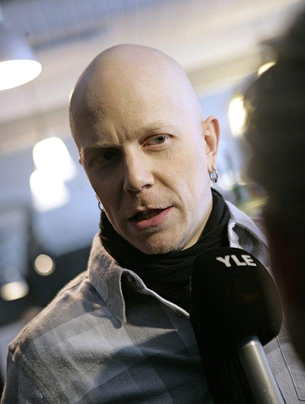 Toni Wirtanen Hiukset