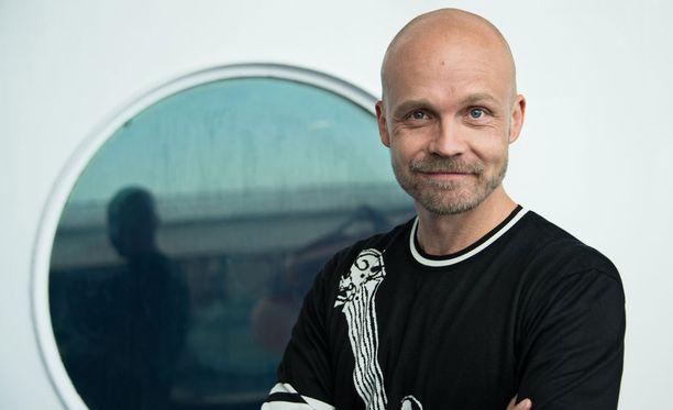 Juha Tapio kannattaa Brasiliaa.