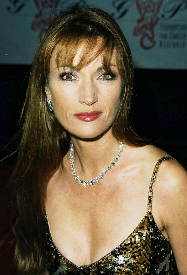 Tältä Jane Seymour näytti 50-vuotiaana. Vuosien myötä nainen on vain kaunistunut.