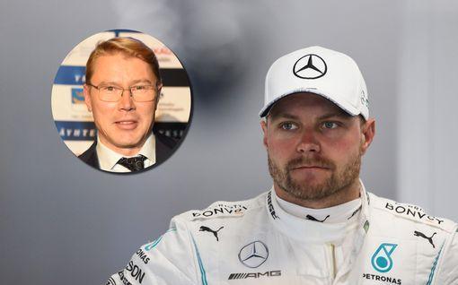 """Mika Häkkiseltä kova ennuste: """"Bottas on tänä vuonna maailmanmestari"""""""