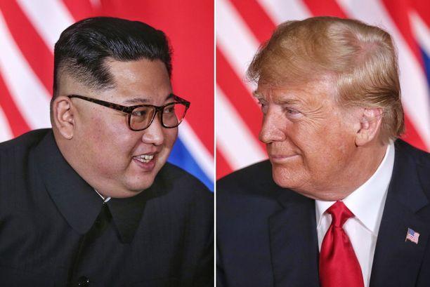 Pohjois-Korean ja Yhdysvaltojen johtajat tapasivat Singaporessa kesäkuussa. Nyt pohjoiskorealaiset ovat ehdottaneet uutta tapaamista.