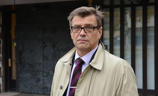 Matti Nissiselle annettiin potkut torstaina 25. tammikuuta.