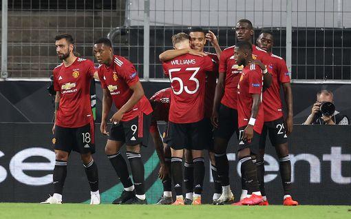 Manchester Unitedilla mahdollisuus kruunata kautensa Eurooppa liigan finaalipaikalla