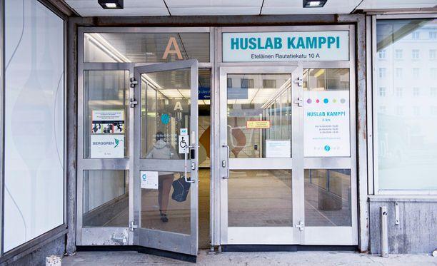 Hus Lab Kamppi
