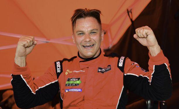 C Moren F1-asiantuntija Toni Vilander on juhlinut Le Mansin voittoa GT-autojen Pro-luokassa vuosina 2012 ja -14.