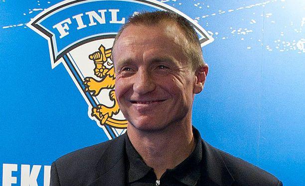 Jere Lehtinen on Leijonien uusi GM.